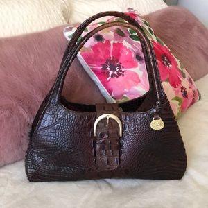 Brahmin Croc Handbag